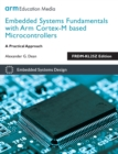 Image for Embedded systems fundamentals with ARM Cortex-M based microcontrollers  : a practical approach