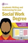 Image for Academic writing and referencing for your social work degree