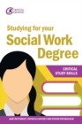 Image for Studying for your social work degree