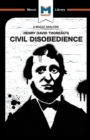 Image for An Analysis of Henry David Thoraeu's Civil Disobedience