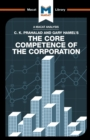 Image for An Analysis of C.K. Prahalad and Gary Hamel's The Core Competence of the Corporation