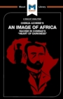 Image for An Analysis of Chinua Achebe's An Image of Africa : Racism in Conrad's Heart of Darkness