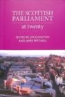Image for The Scottish Parliament at twenty