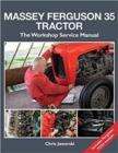 Image for The Massey Ferguson 35 Tractor - Workshop Service Manual