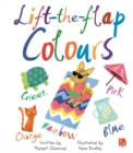 Image for Lift-the-flap colours