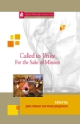 Image for Called to Unity: For the Sake of Mission