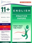Image for 11+ Essentials English Practice Papers Book 1