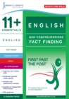 Image for 11+ Essentials English: Mini-Comprehensions Fact-Finding Book 2