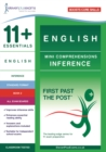 Image for 11+ Essentials English Mini Comprehensions: Inference Book 2