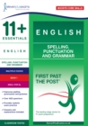 Image for 11+ Essentials English: Spelling, Punctuation and Grammar Book 1
