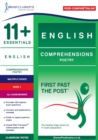 Image for 11+ Essentials English Comprehensions: Poetry Book 1