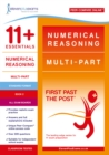 Image for 11+ Essential Numerical Reasoning: Multi-part Book 2