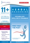 Image for 11+ Essentials Verbal Reasoning: Vocabulary, Spelling & Grammar Book 1