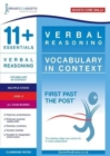 Image for 11+ Essentials Verbal Reasoning: Vocabulary in Context Level 2