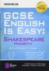 Image for GCSE English is easy: Shakespeare, Macbeth :