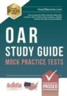 Image for OAR study guide  : how to pass the Officer Aptitude Rating test: Mock practice tests
