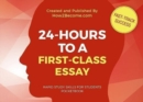 Image for 24-hours to a first-class essay pocketbook