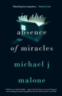 Image for In the absence of miracles