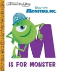 Image for A Treasure Cove Story - Monsters Inc. - M is for Monster