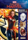 Image for CAPTAIN MARVEL MASK ADVENTURE BOOK