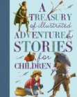Image for A treasury of illustrated adventure stories