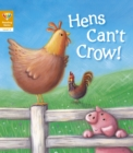 Image for Hens can't crow!