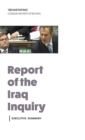 Image for Chilcot Report : Executive Summary