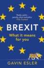 Image for Brexit: What it Means for You