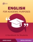 Image for English for academic purposes: a handbook for students