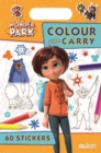 Image for WONDER PARK COLOURING CARRY PAD
