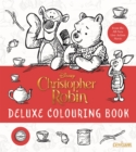 Image for Christopher Robin Deluxe Colouring Book