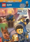 Image for Lego - City - Activity Book with Mini Figure