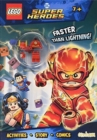 Image for Lego - DC Superheroes - Activity Book with Mini Figure