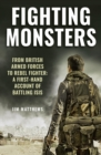 Image for Fighting monsters  : from British armed forces to rebel fighter