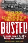 Image for Busted : The inside story of the UK's biggest ever drugs bust
