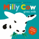 Image for Milly cow gives milk