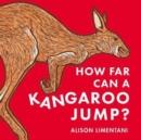 Image for How far can a kangaroo jump?