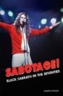 Image for Sabotage! Black Sabbath in the Seventies