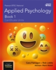 Image for Pearson BTEC National applied psychologyBook 1,: Certificate units