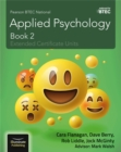 Image for Pearson BTEC National applied psychologyBook 2,: Extended certificate units