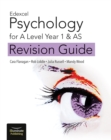 Image for Edexcel Psychology for A Level Year 1 & AS: Revision Guide