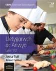 Image for CBAC Dyfarniad Galwedigaethol Lletygarwch ac Arlwyo Lefel 1/2