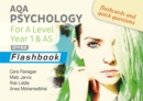 Image for AQA Psychology for A Level Year 1 & AS Flashbook: 2nd Edition
