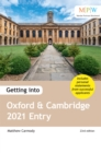 Image for Getting into Oxford and Cambridge 2021 entry