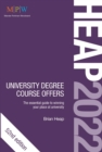 Image for HEAP 2022  : university degree course offers