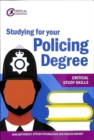 Image for Studying for your policing degree