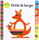 Image for Bright Baby Tabs - Little and large