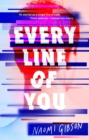 Image for Every line of you