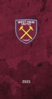 Image for OFFICIAL WEST HAM UNITED FC POCKET DIARY
