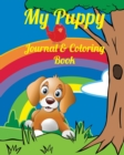 Image for My Puppy Journal & Coloring book
